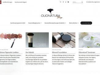 Olionatura Shop - Eliane Zimmermann Aromatherapie