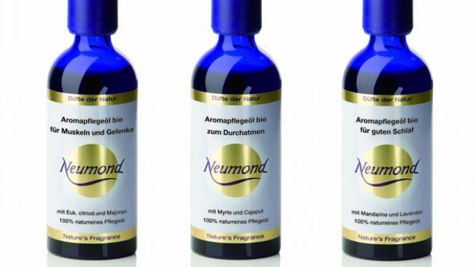 Aromapflege-Öle fertig gemischt