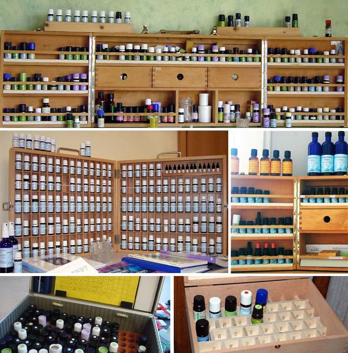 Aromatherapie-Schule Eliane Zimmermann