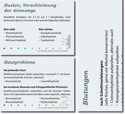 AiDA Schule für Aromatherapie Eliane Zimmermann
