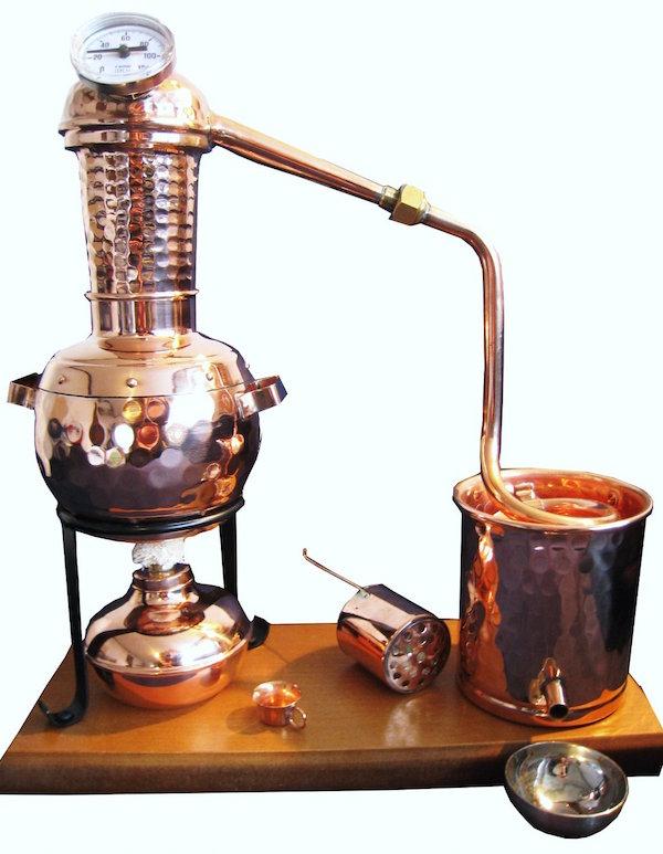 Destille_Kupfer_Richter