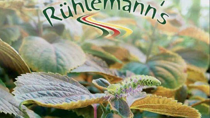 Rühlemanns Katalog 2017 - Eliane Zimmermann Aromatherapie
