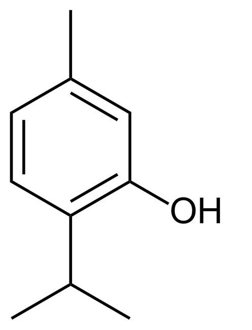 thymol_molekul