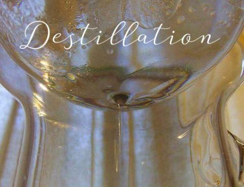 Destillation und Ergiebigkeit