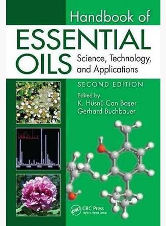Handbook of Essential Oils: Science, Technology, and Applications (Englisch) - Eliane Zimmermann - Aromatherapie