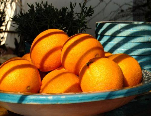 Orangenöl als Kunststoff-Lösungsmittel