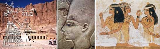 Ägypten Aromapraxis Eliane Zimmermann