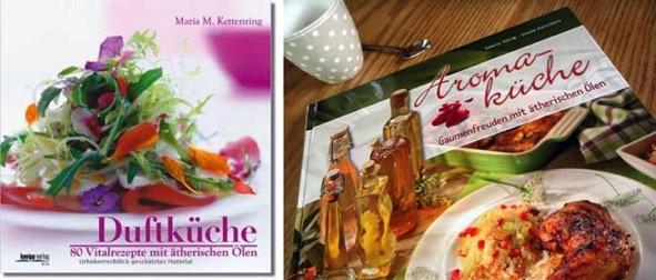 Aromaküche Kochbuch Eliane Zimmermann