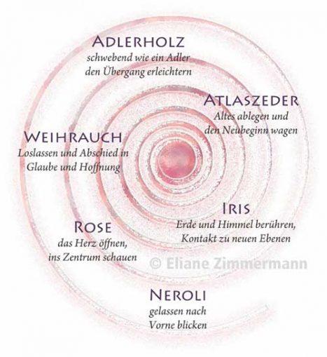 Eliane Zimmermann Aromatherapie - ätherische Öle in der Hospizarbeit
