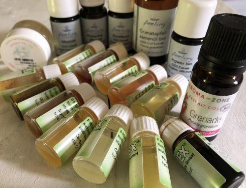 Kohlendioxid-Extraktion für besondere Dufterlebnisse