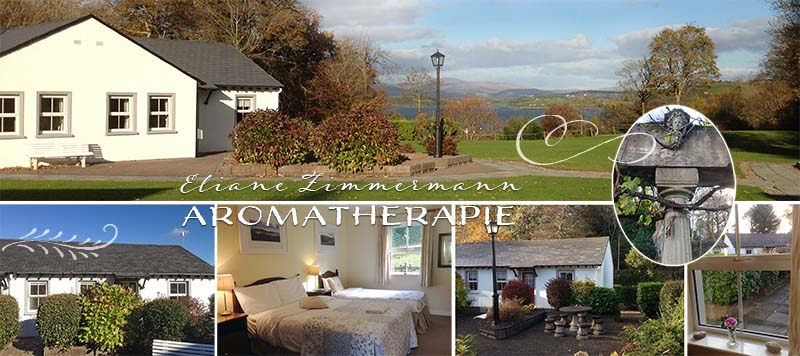 Pondlodge Cottages Bantry Aromatherapie Eliane Zimmermann