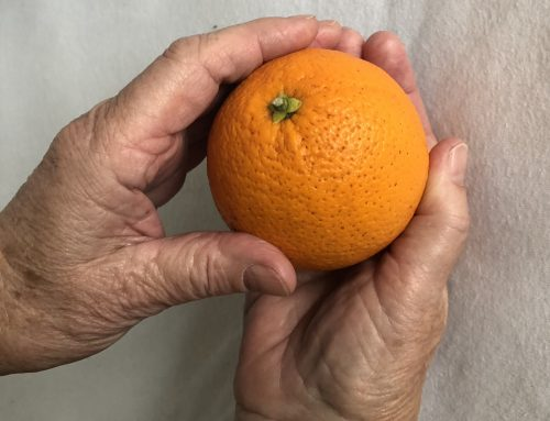 Aromatherapie bei depressiven Senioren