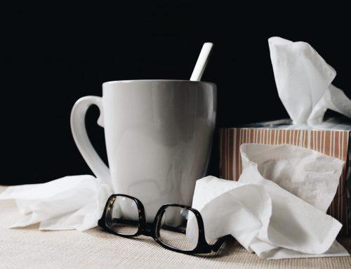 Viren, antivirale Maßnahmen, stark bleiben, wider die Panikmache