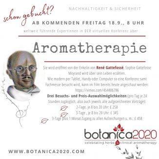 Aromatherapie-Fortbildung