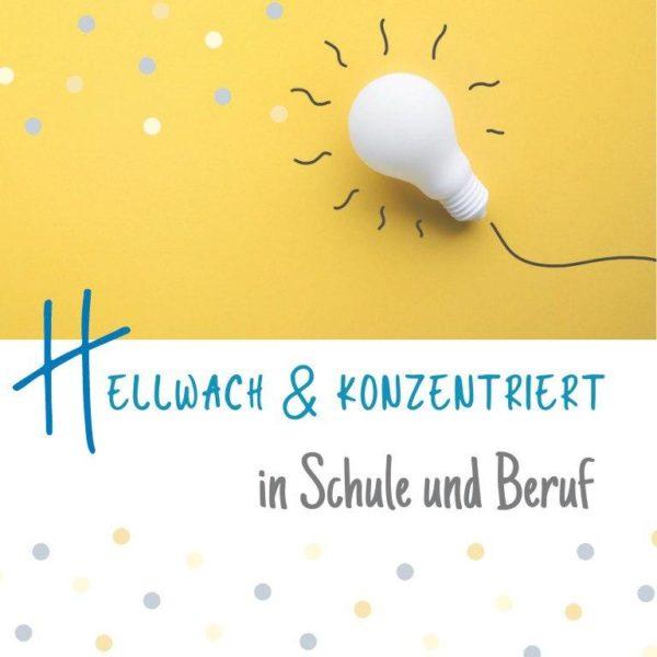 WebSeminar - Hellwach und konzentriert - Aromatherapie Eliane Zimmermann