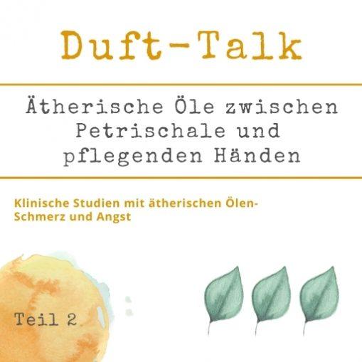 Duft-Talk Eliane Zimmermann
